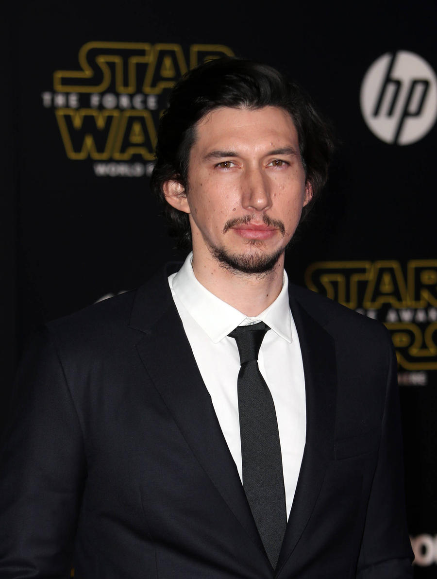 Adam Driver Thrilled By Young Mum's Kylo Ren Lightsaber