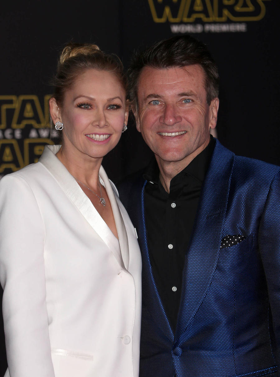 Kym Johnson And Robert Herjavec Engaged