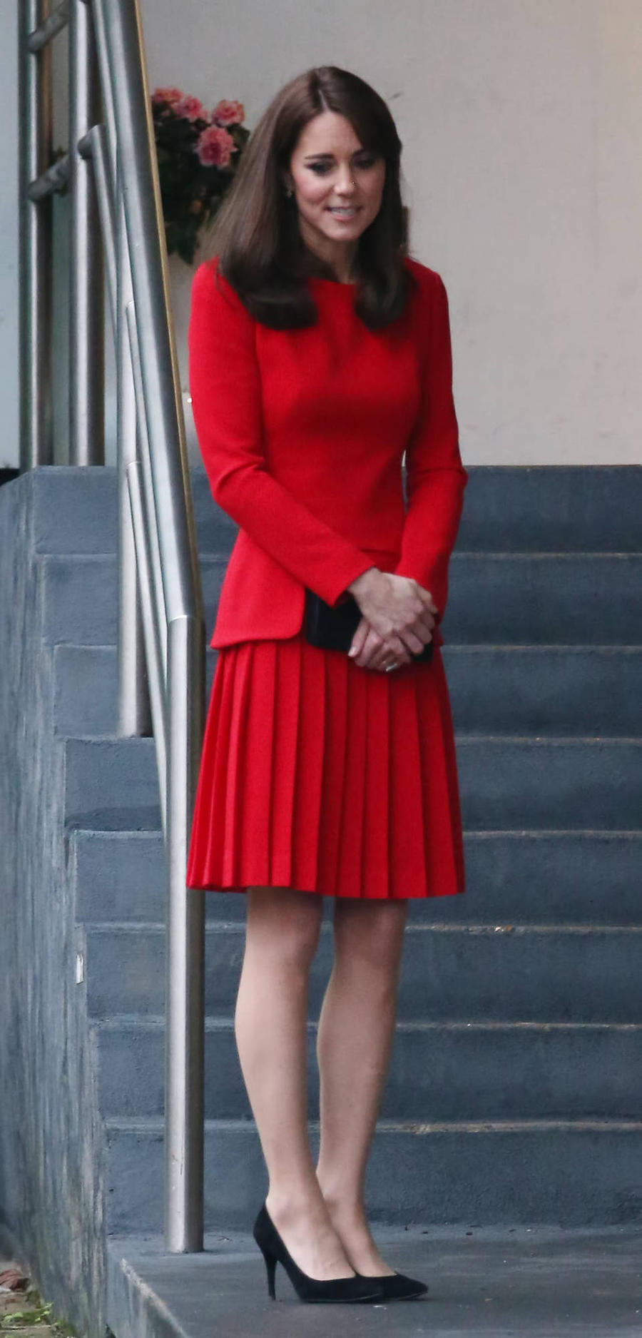 Duchess Of Cambridge To Give First Solo Tv Interview - Report