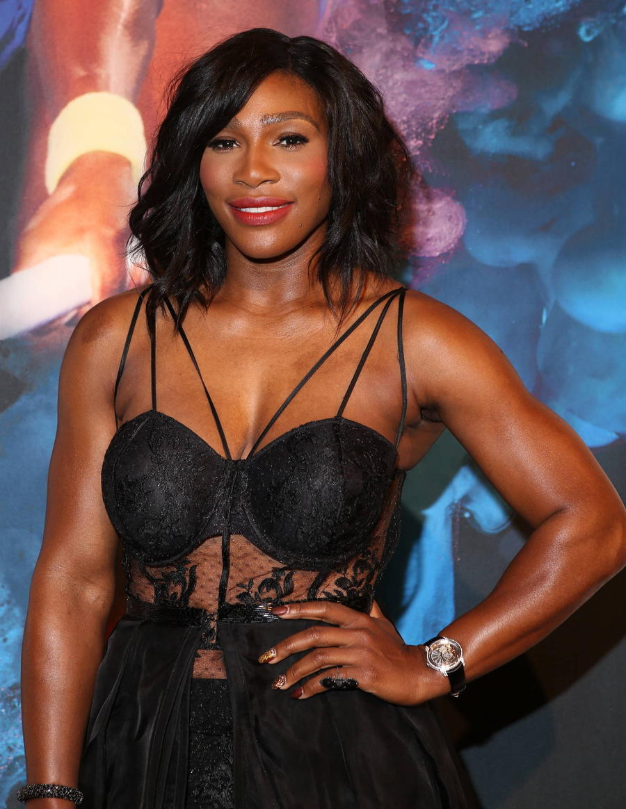 Serena Williams: 'Don't Blame Drake For My Grand Slam Upset'