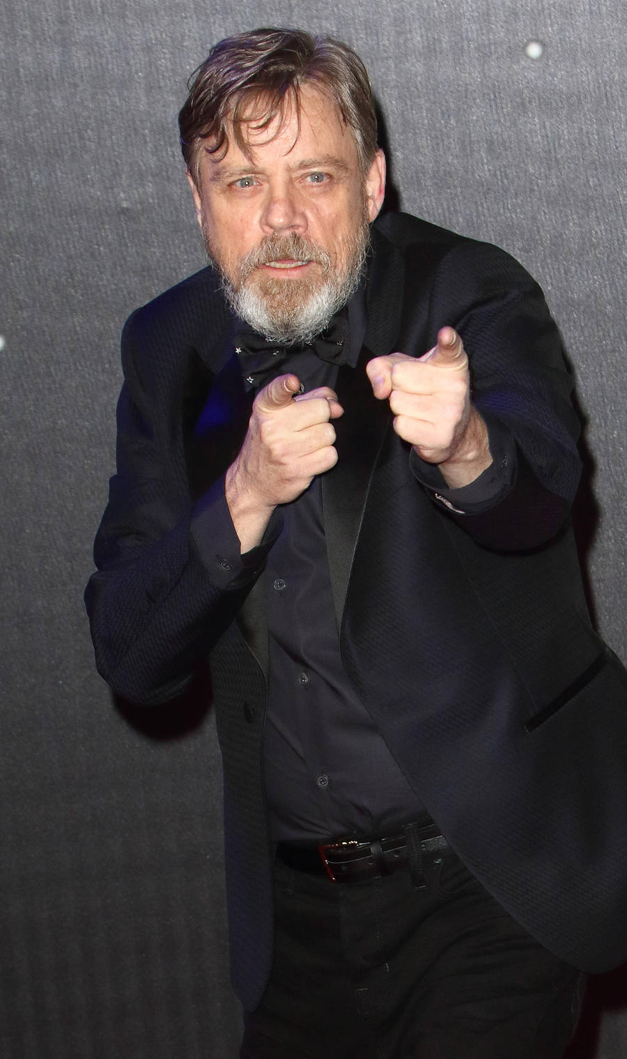 Mark Hamill Was Duped By Star Wars Training Regime