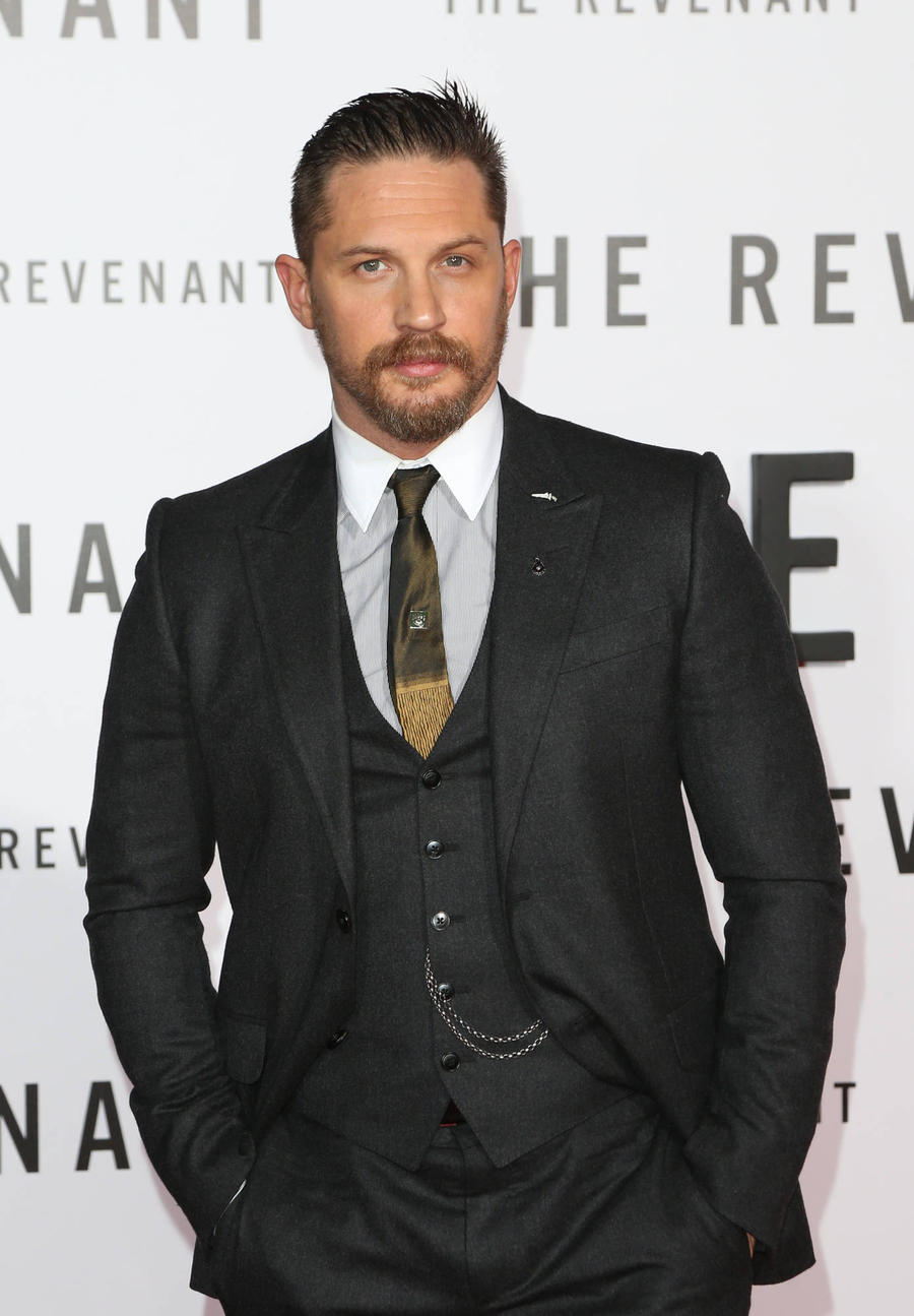 Tom Hardy Can't Relate To 'Homogenised' Superheroes