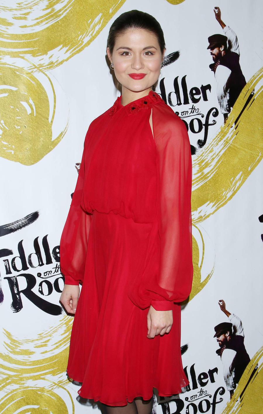 Hamilton Star To Lead Amelie Musical
