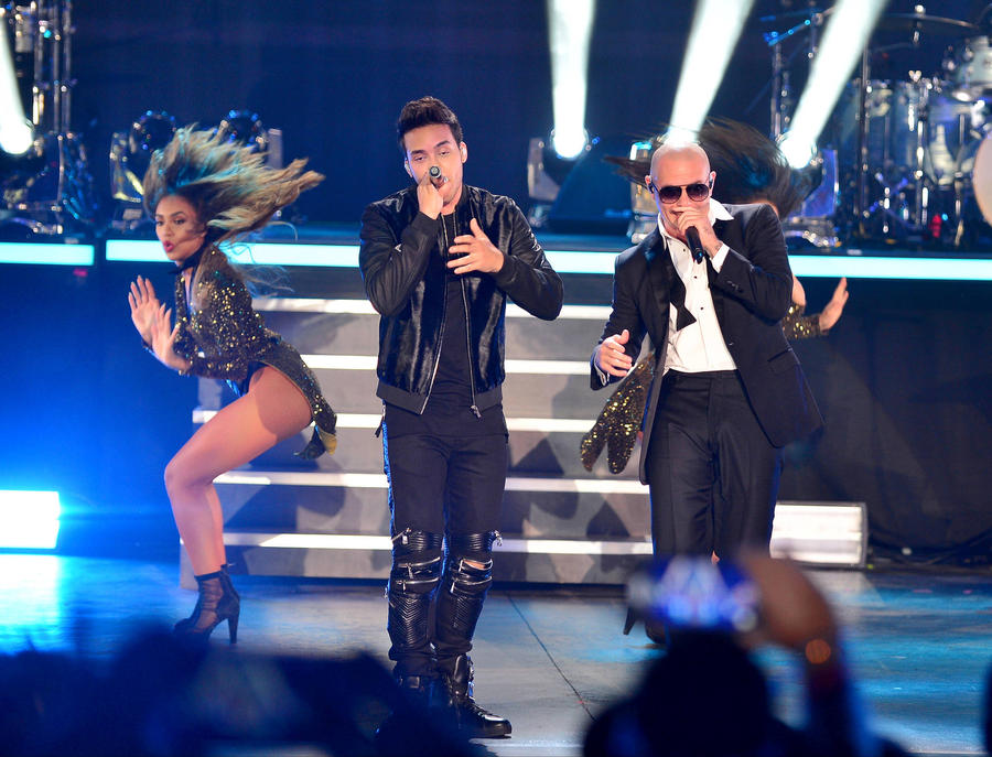 Pitbull And Prince Royce Heading Out On Joint Tour