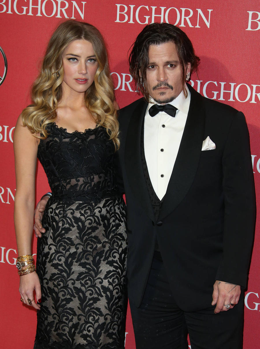 Johnny Depp Wants Amber Heard To Pay $100,000 In Legal Fees