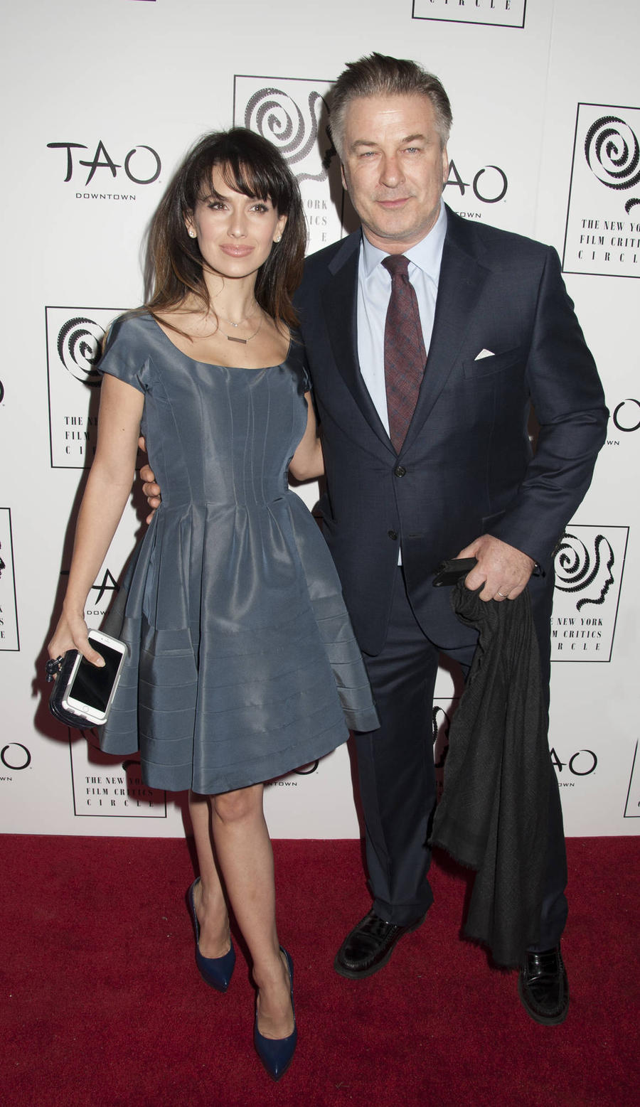 Alec Baldwin Expecting Third Child With Wife Hilaria