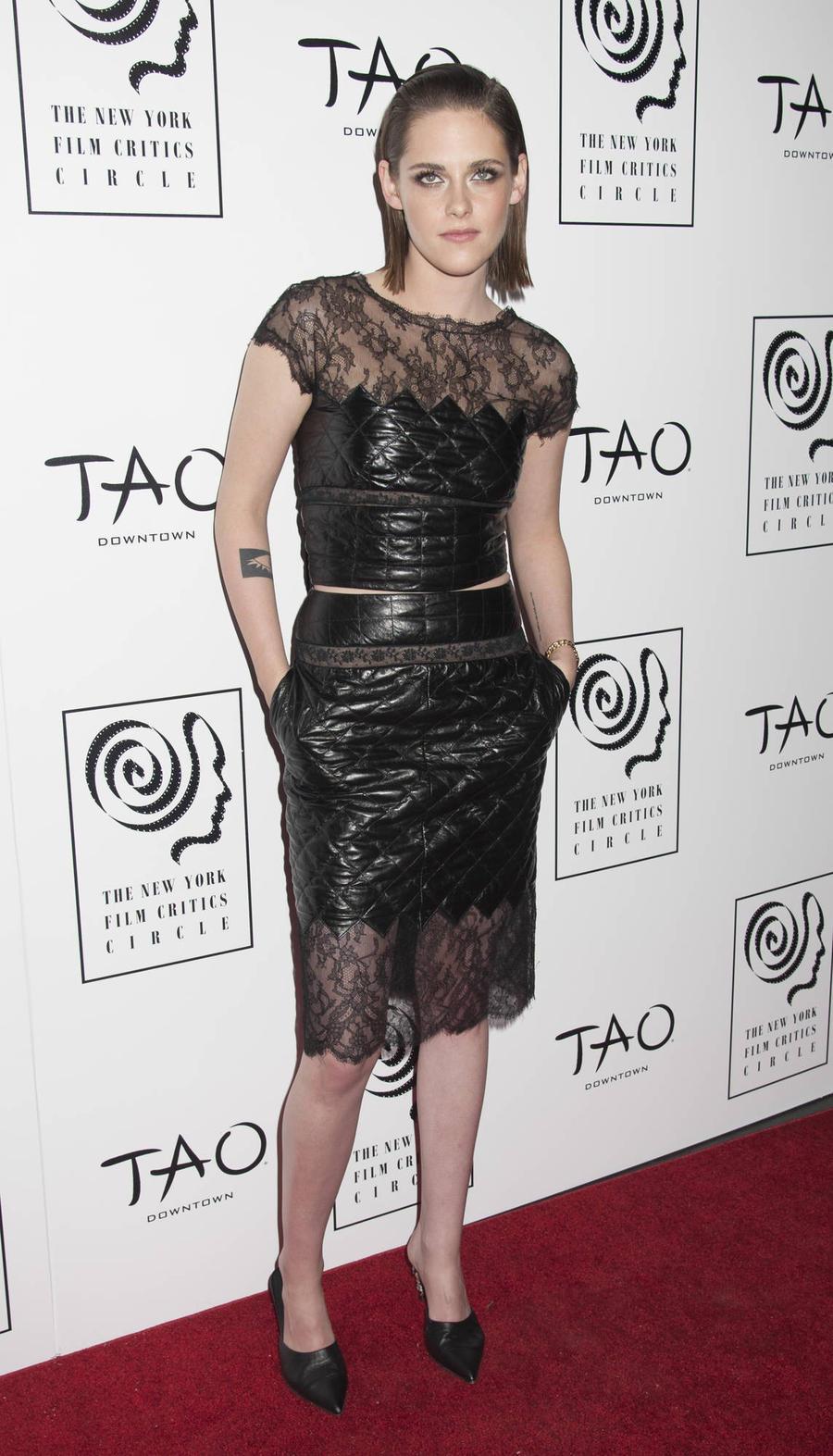 Kristen Stewart Stars In Sultry Chanel Campaign