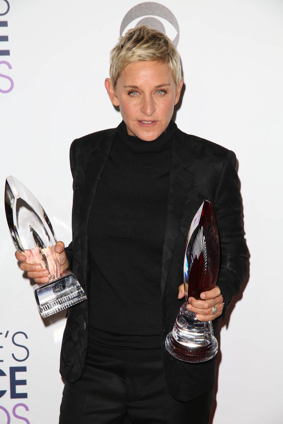 Ellen Degeneres Blasts Religious Freedom Bill