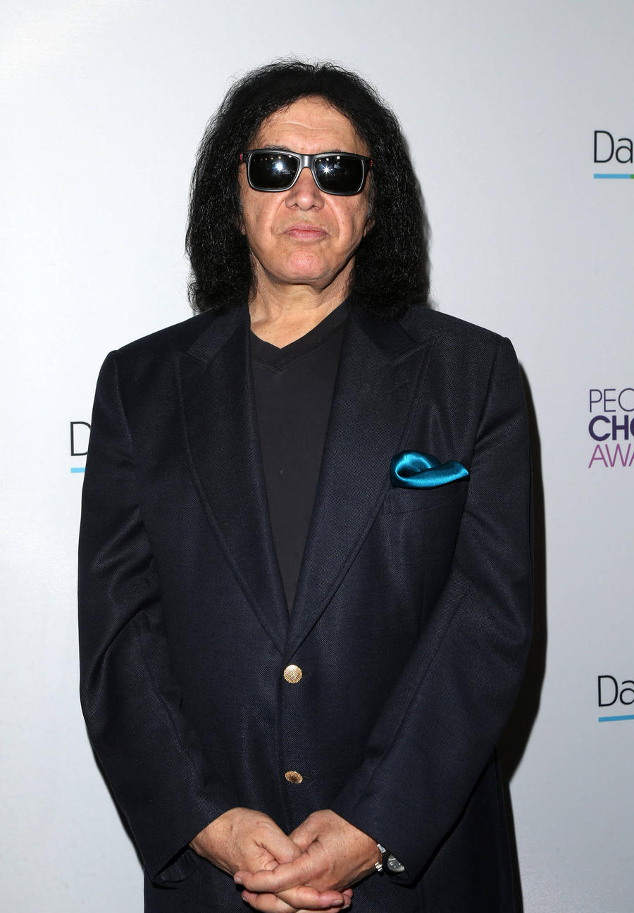 Gene Simmons Researched Family's Holocaust Hell