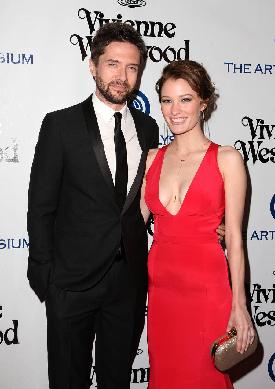 Topher Grace To Wed At The Weekend - Report