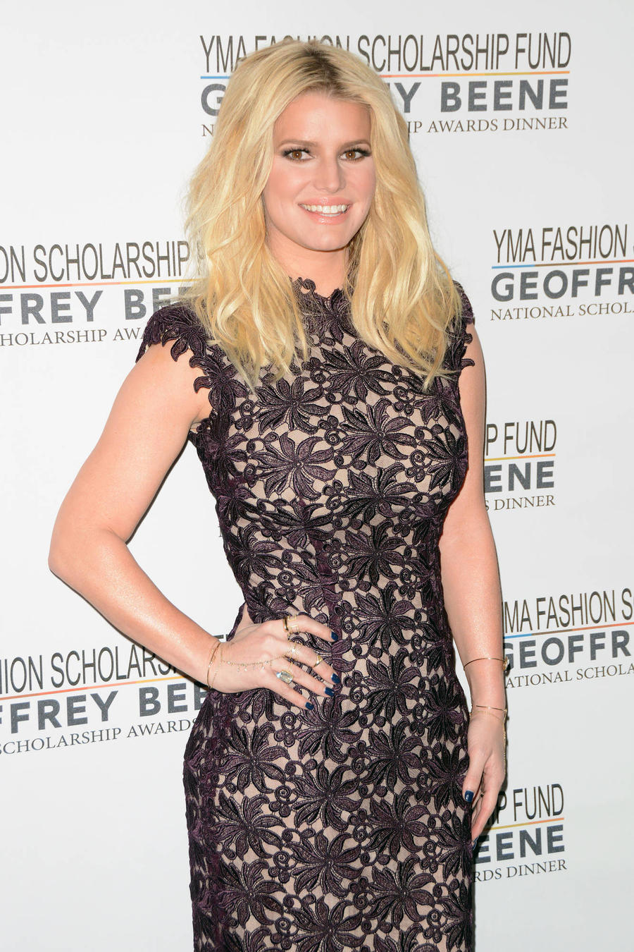 Jessica Simpson Once Considered Breast Reduction