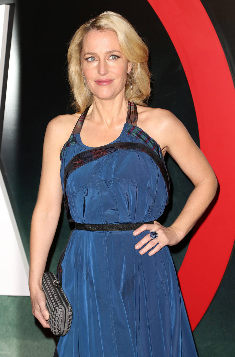 Gillian Anderson: 'British Women Don't Worry About The Ageing Process As Much As Americans'