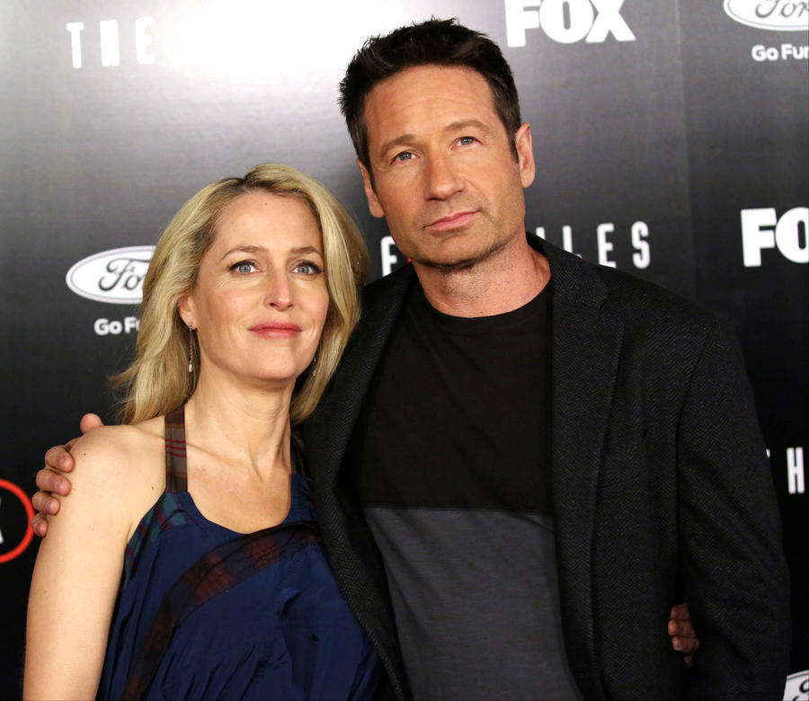 Fox Bosses Keen To Bring Back The X-files