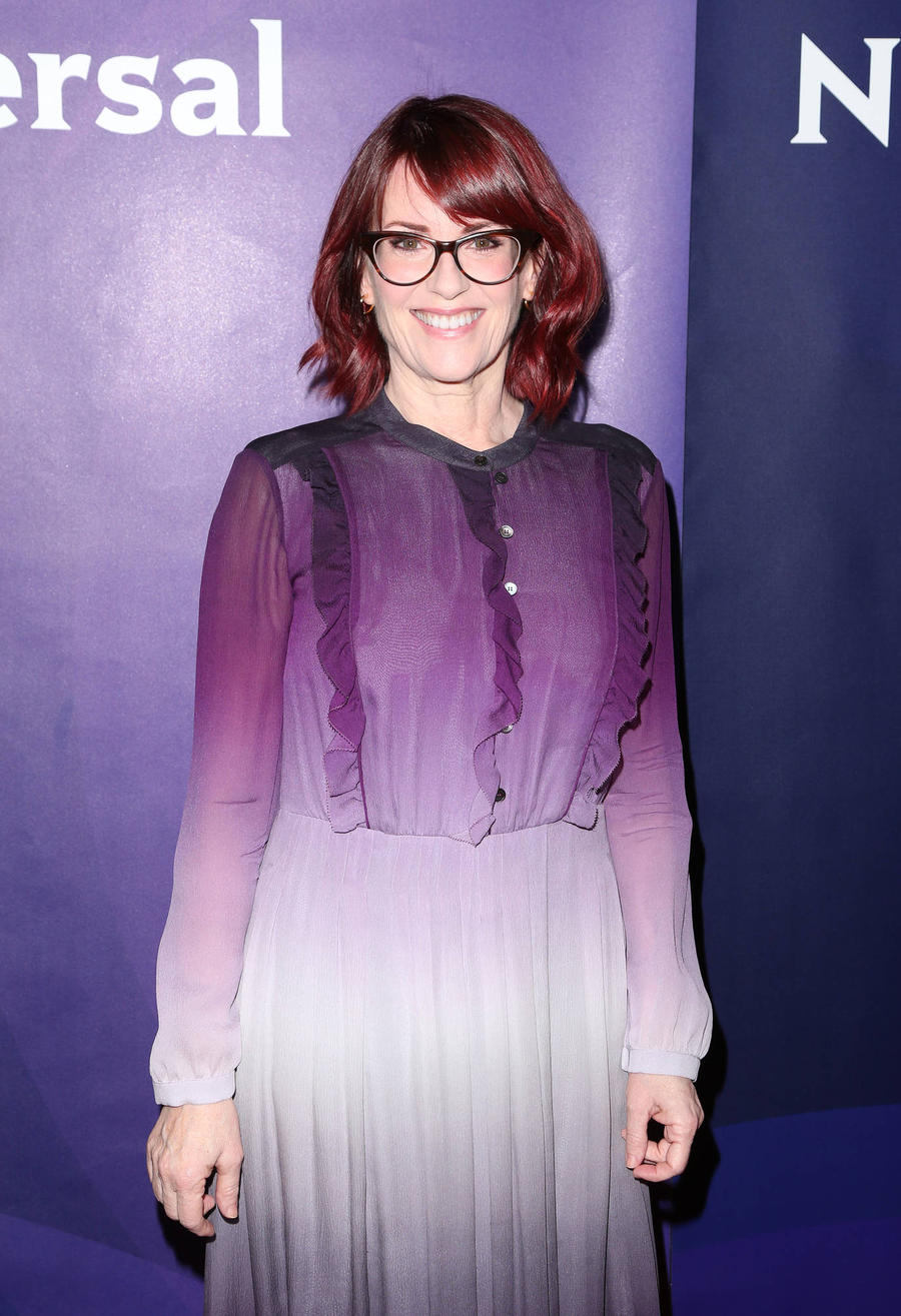 Megan Mullally Accidentally Bought A $4,000 Hoodie