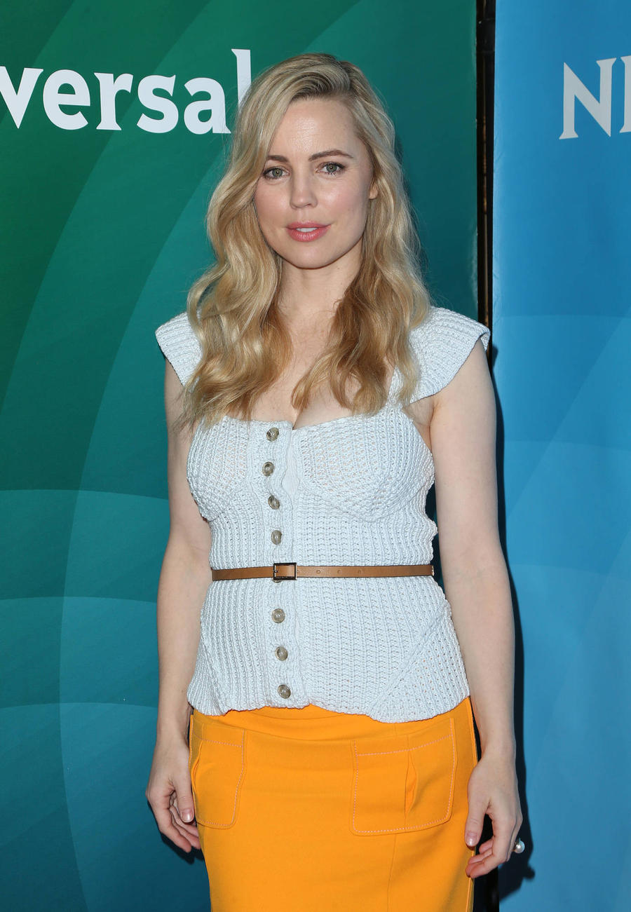 Melissa George Hospitalised In Paris