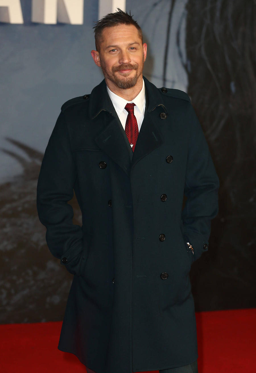 Tom Hardy Is Paranoid About Phone Hacking