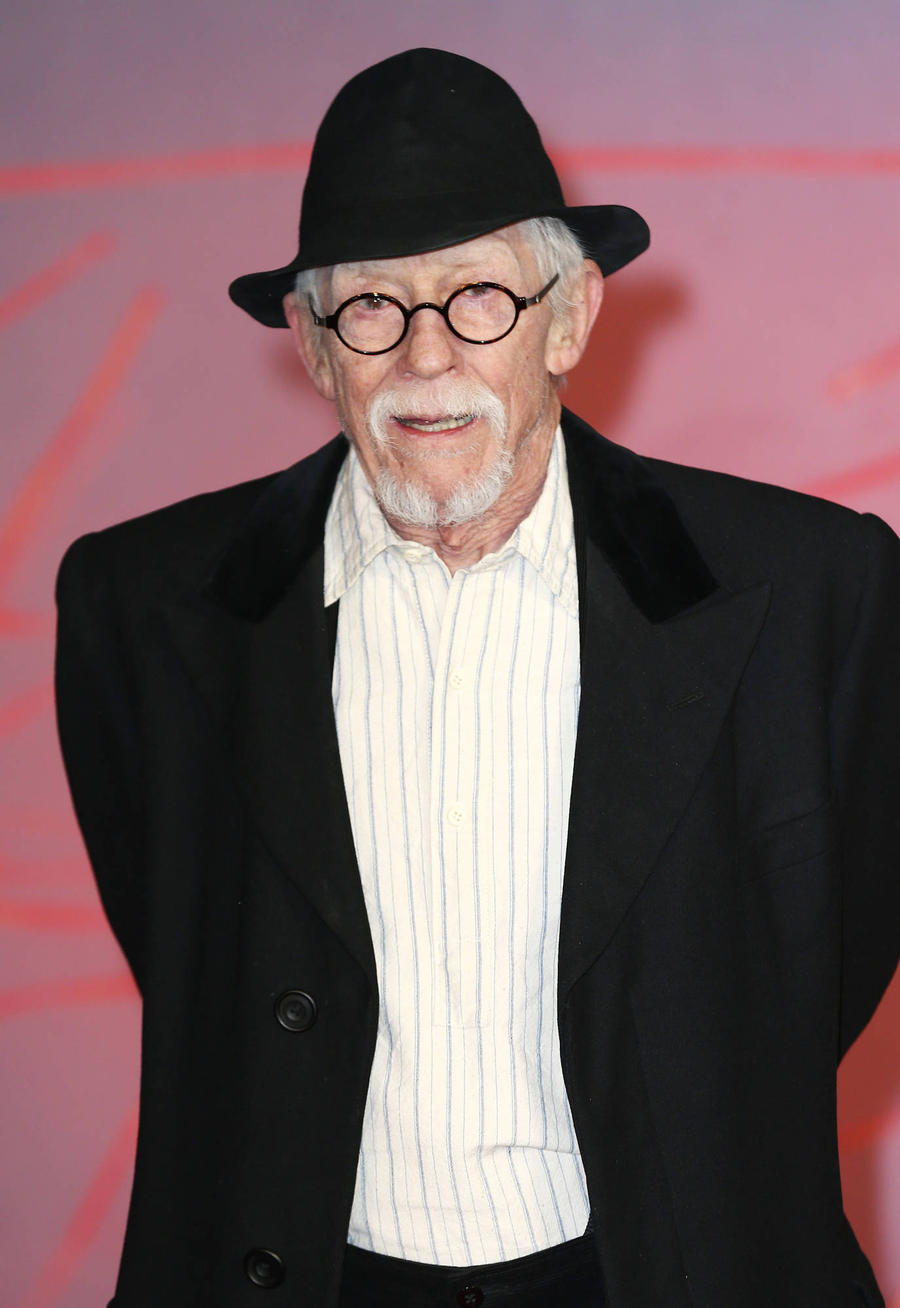 John Hurt Honoured At Radio Awards