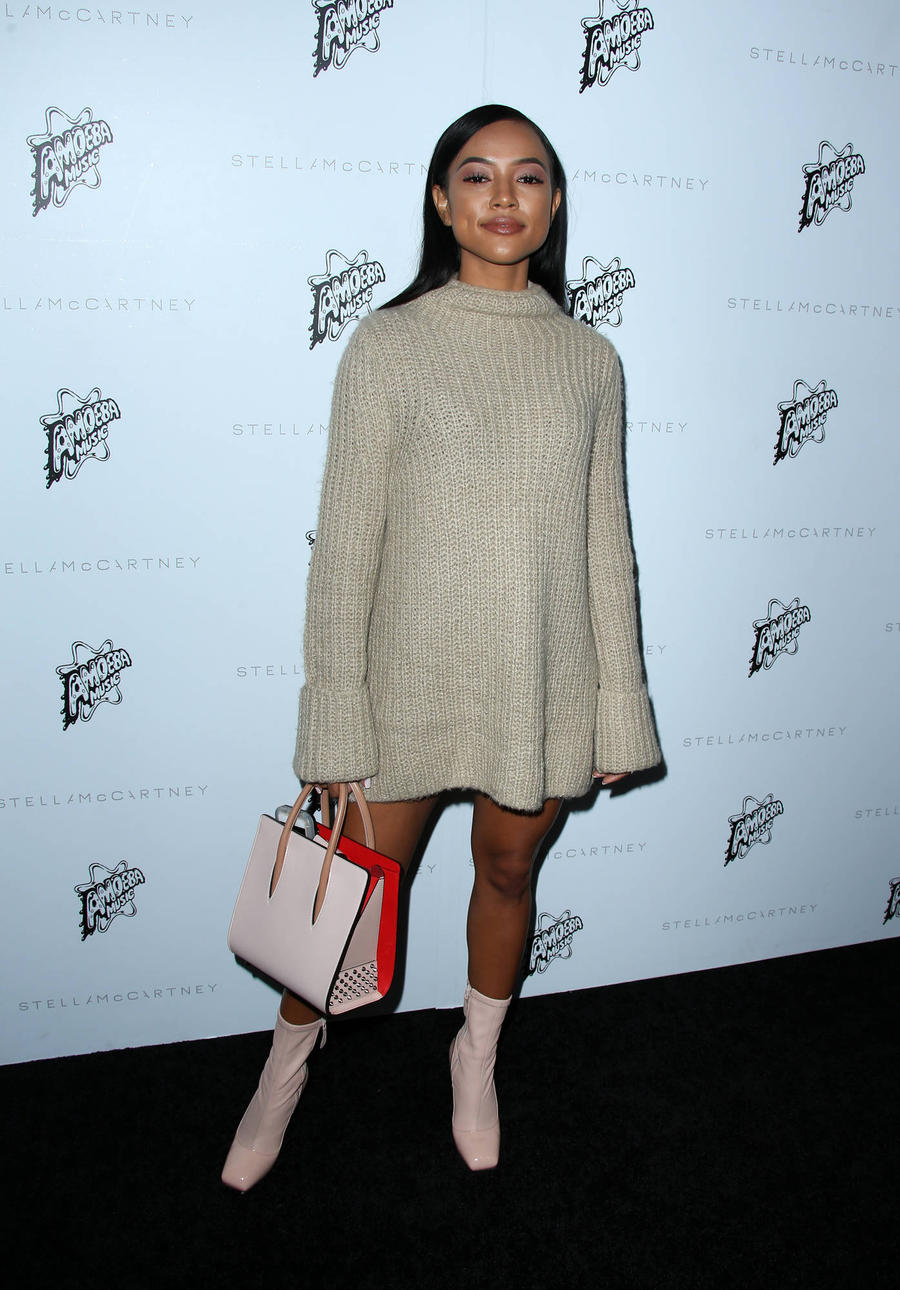Karrueche Tran In Talks For America's Next Top Model - Report