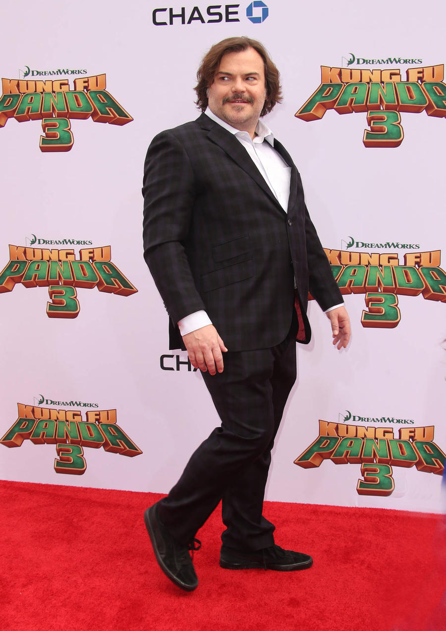 Jack Black Desperate For Movie Ideas So He Can Team Up With Jackie Chan