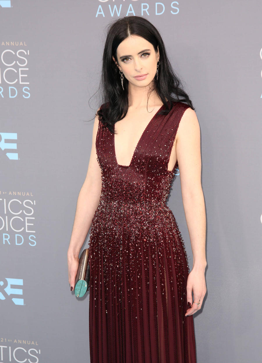 Krysten Ritter: 'Let's Not Talk About Sex'