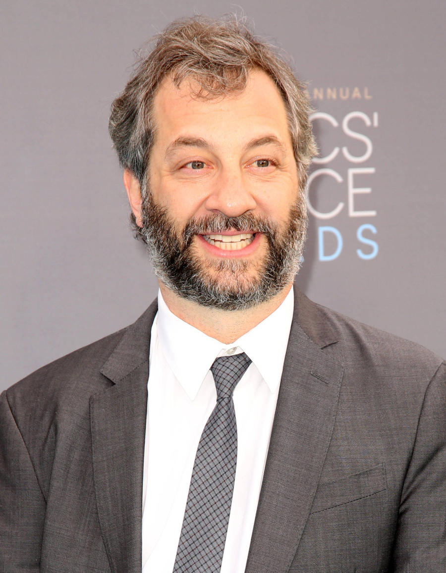 Judd Apatow's Manhood Makes An Appearance In New Comedy