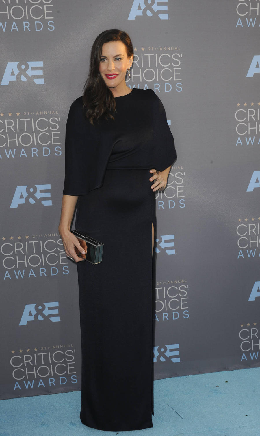 Liv Tyler's Nutty Third Pregnancy