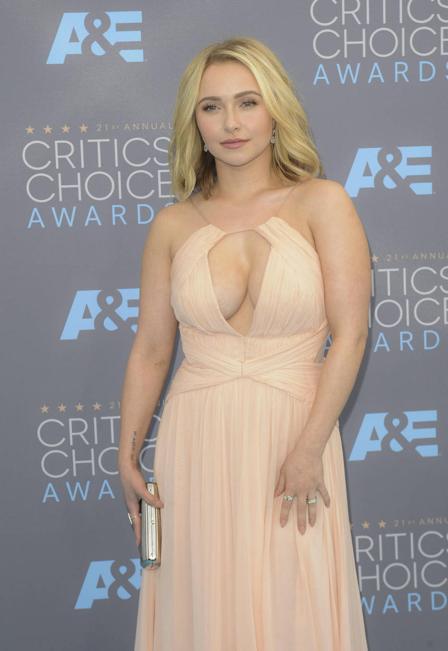 Hayden Panettiere: 'My Life Has Evolved In A Beautiful Way'