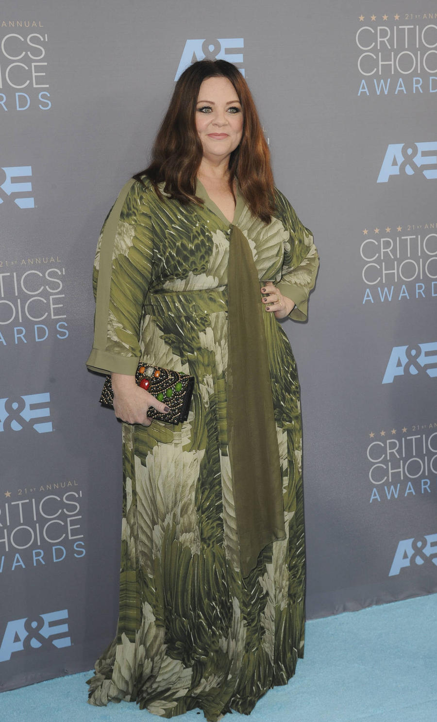Melissa Mccarthy: 'I Lost 50 Pounds On The Boring Life Diet'