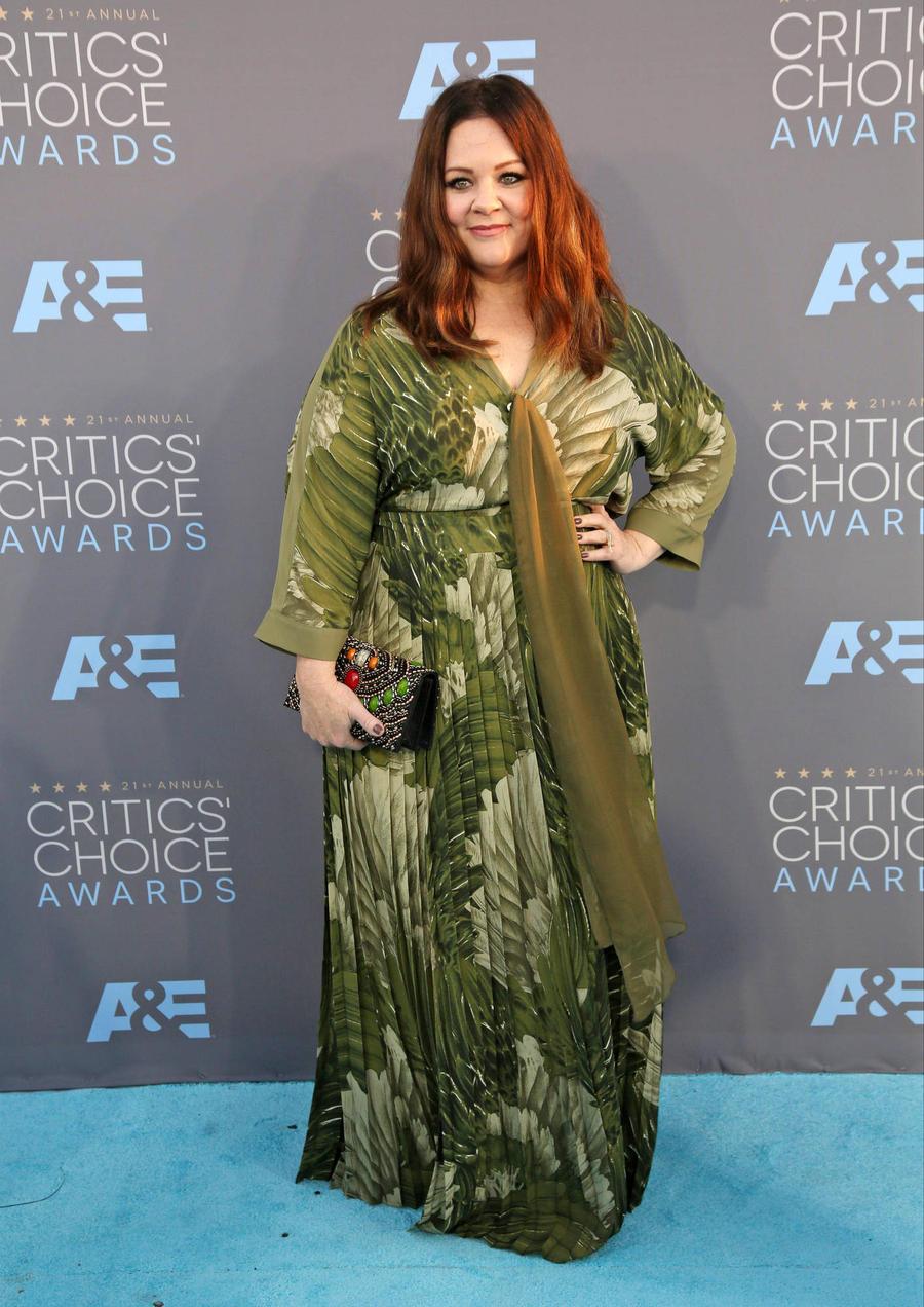 Melissa Mccarthy 'Thrilled' For Gilmore Girls Revival