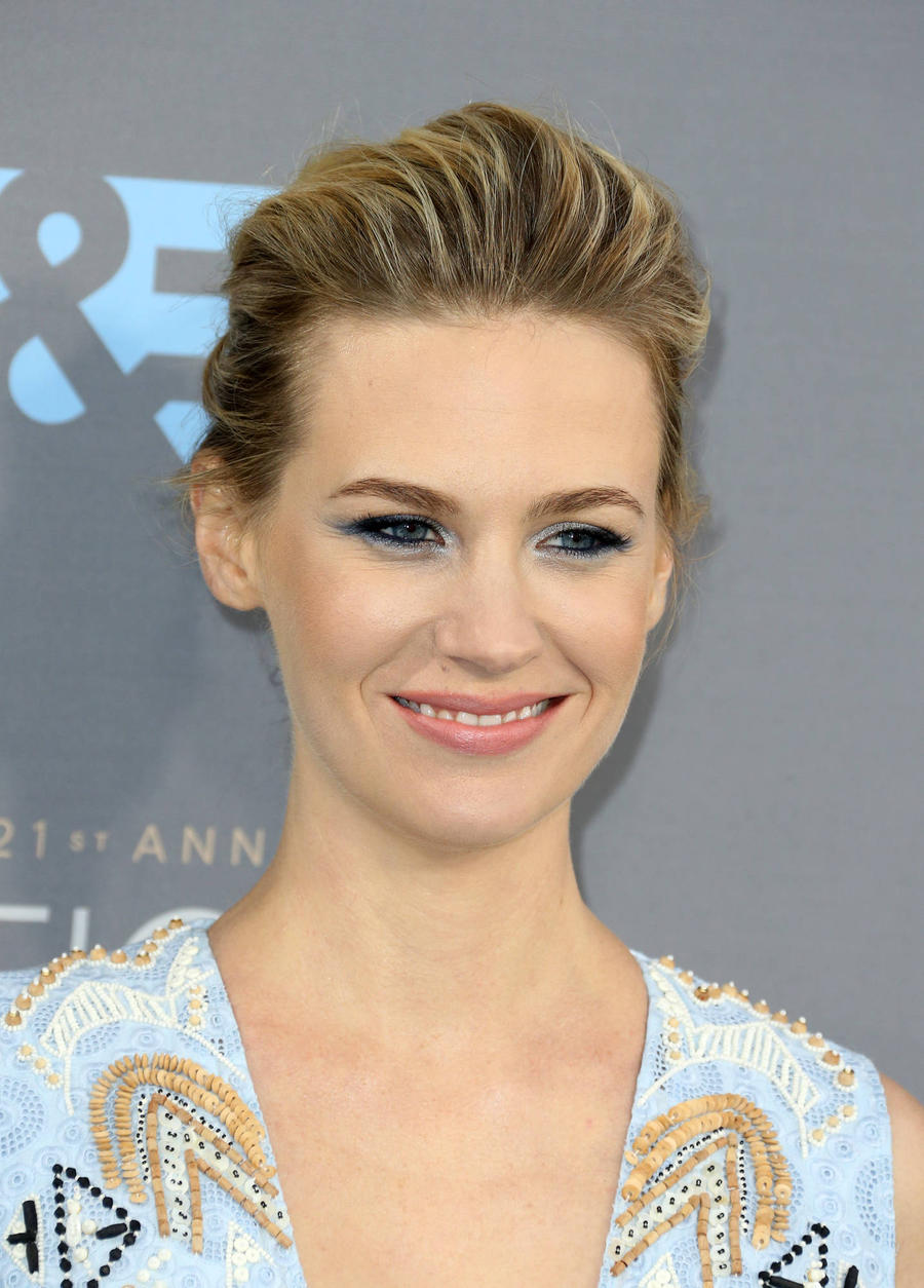 January Jones Appointed New Face Of Salon Brand Kerastase