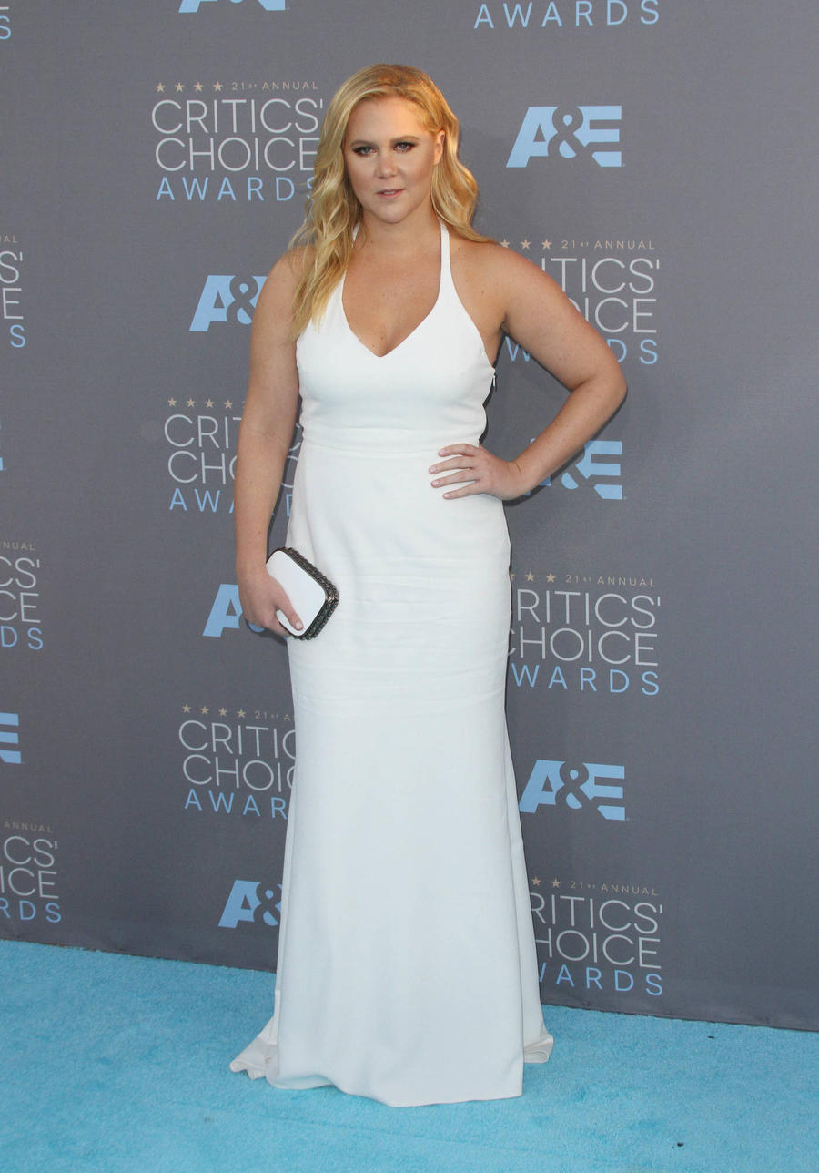 Amy Schumer Takes Break From Hollywood For Bridesmaid Duties
