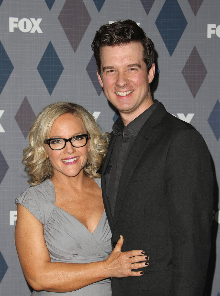 Rachael Harris Is A First-time Mum
