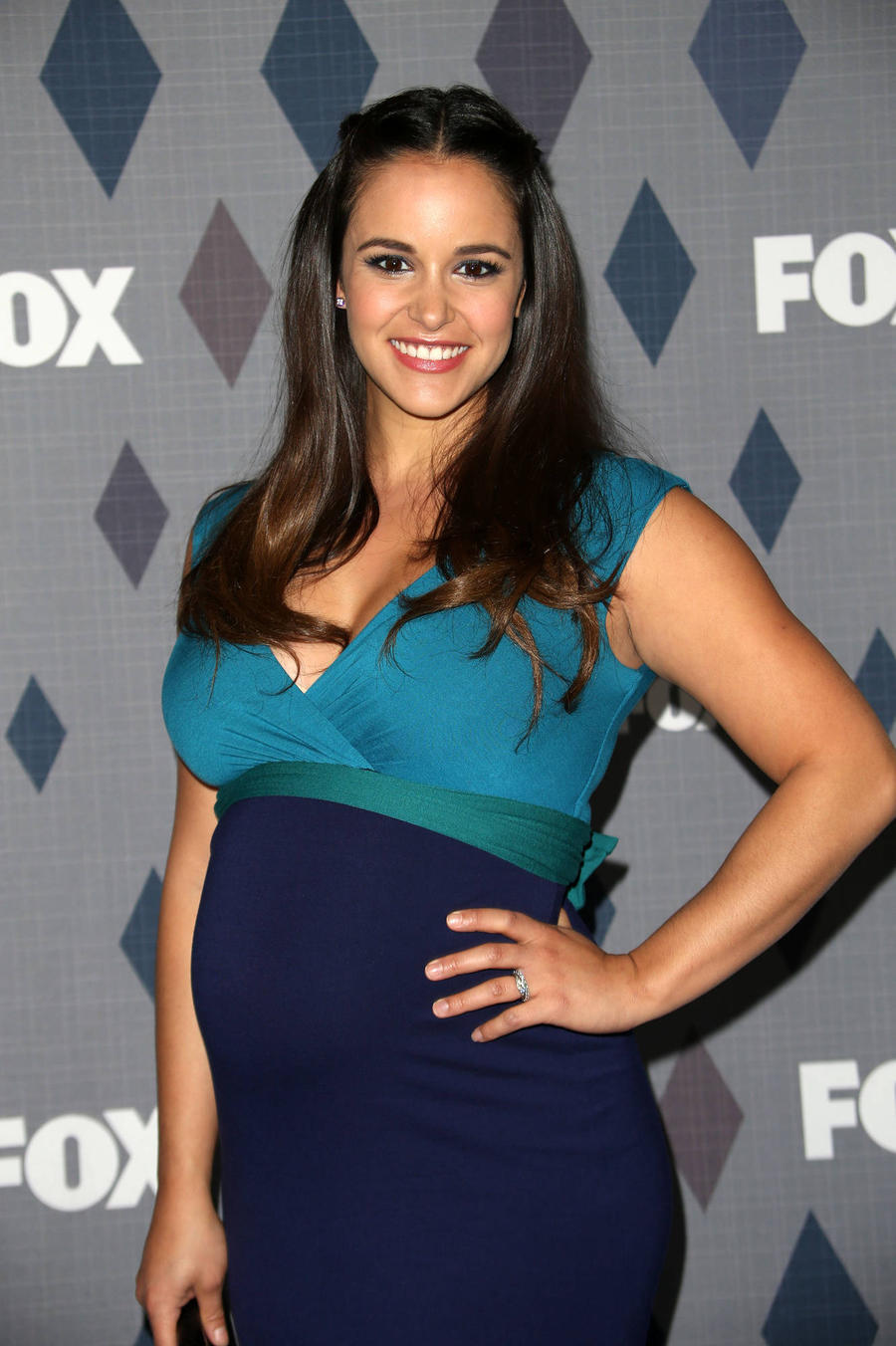 Melissa Fumero Welcomes Baby Boy