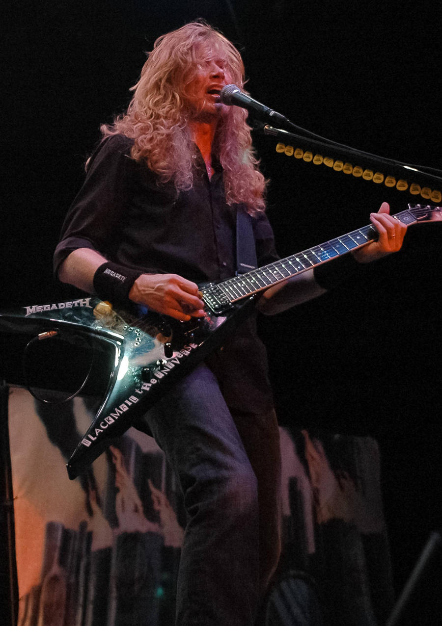 Dave Mustaine Creating 'Megadeth Church' For Fans