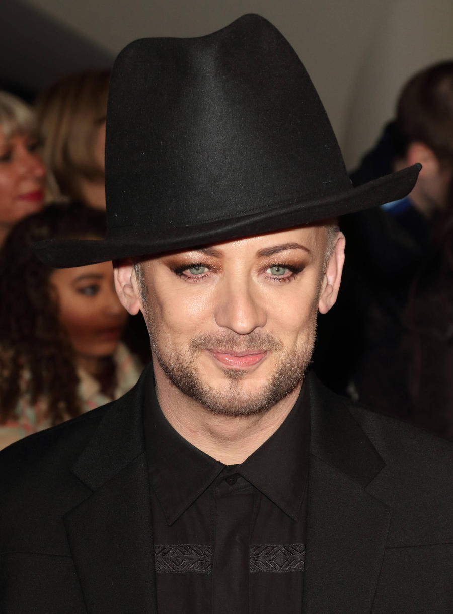 Boy George Feared Bbc Snub Over Drugs And Prison