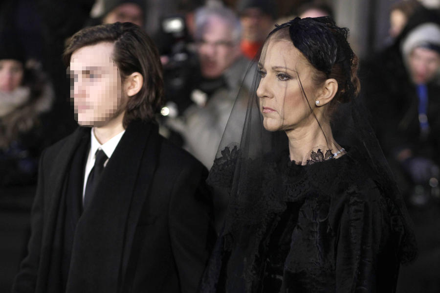 Celine Dion Issues First Statement Since Husband Rene Angelil's Funeral