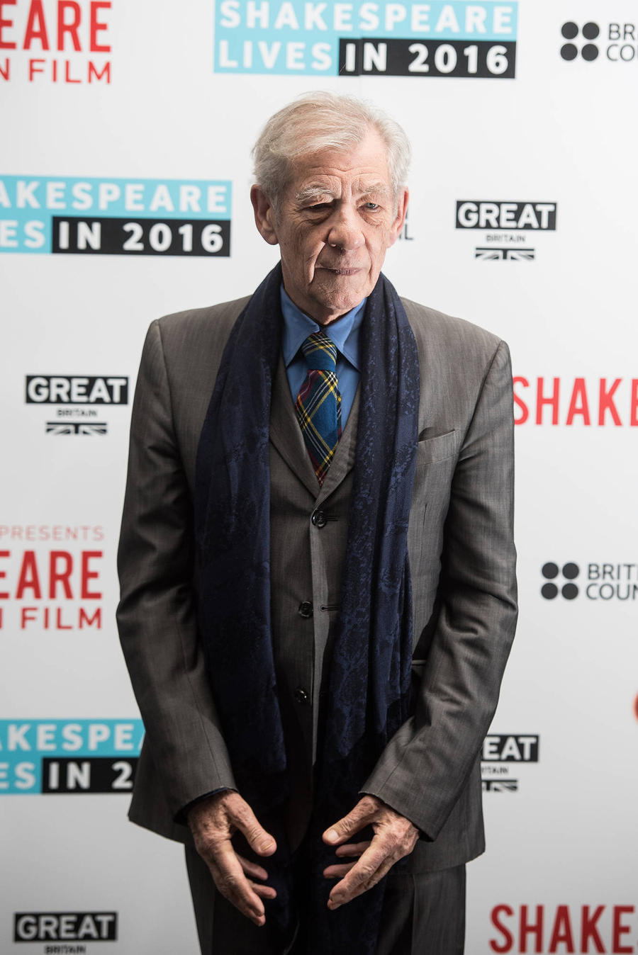 Ian Mckellen's Not A Tv Fan
