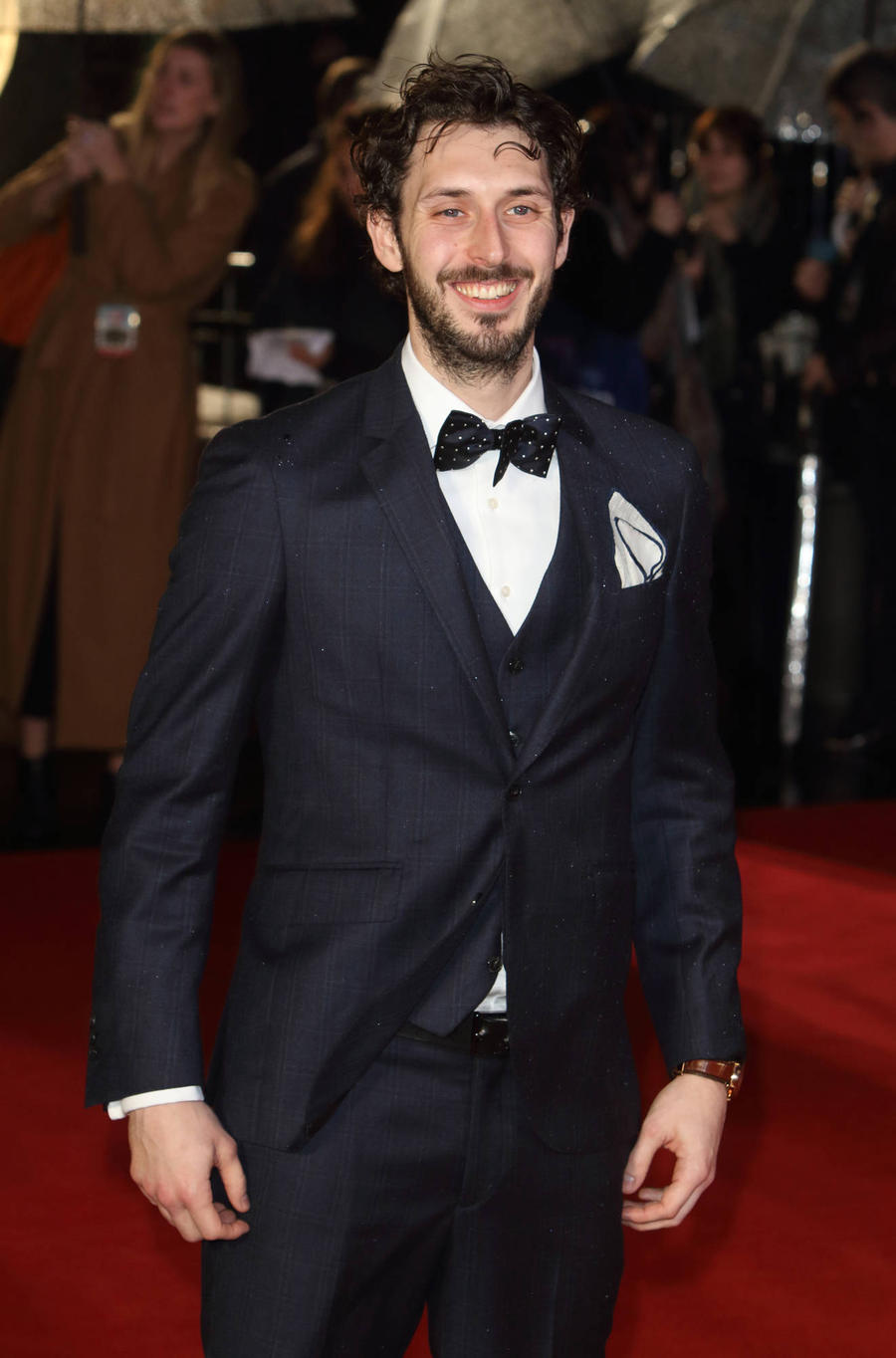 Blake Harrison: 'Kissing Catherine Zeta-jones Was An Honour'