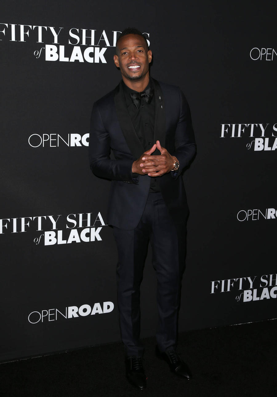 Marlon Wayans In The Running For America's Got Talent Host - Report