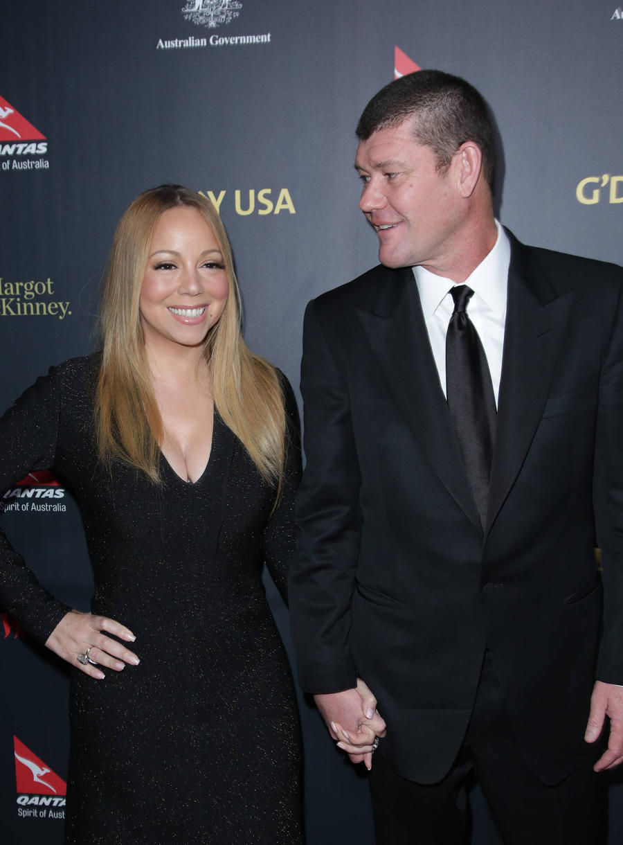 Mariah Carey Hasn't Told Her Children She Is Engaged
