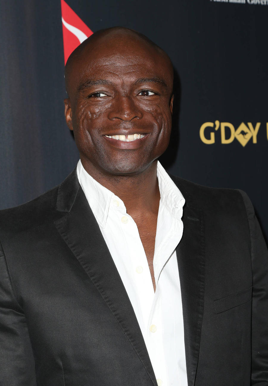 Seal Surprises Fans At Coachella