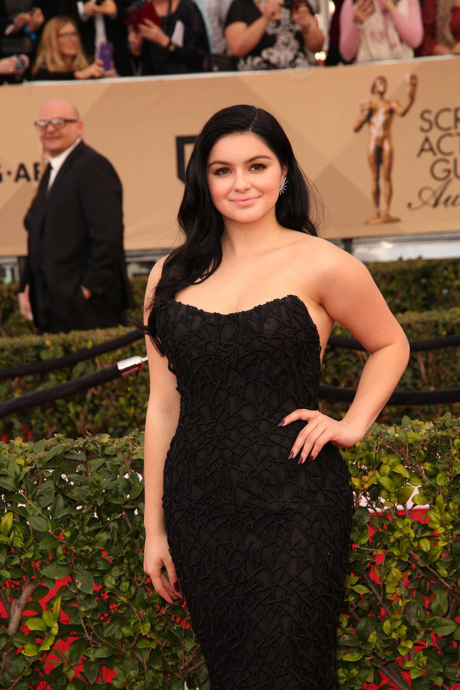 Ariel Winter: 'I Am Not Ashamed Of My Surgery Scars'