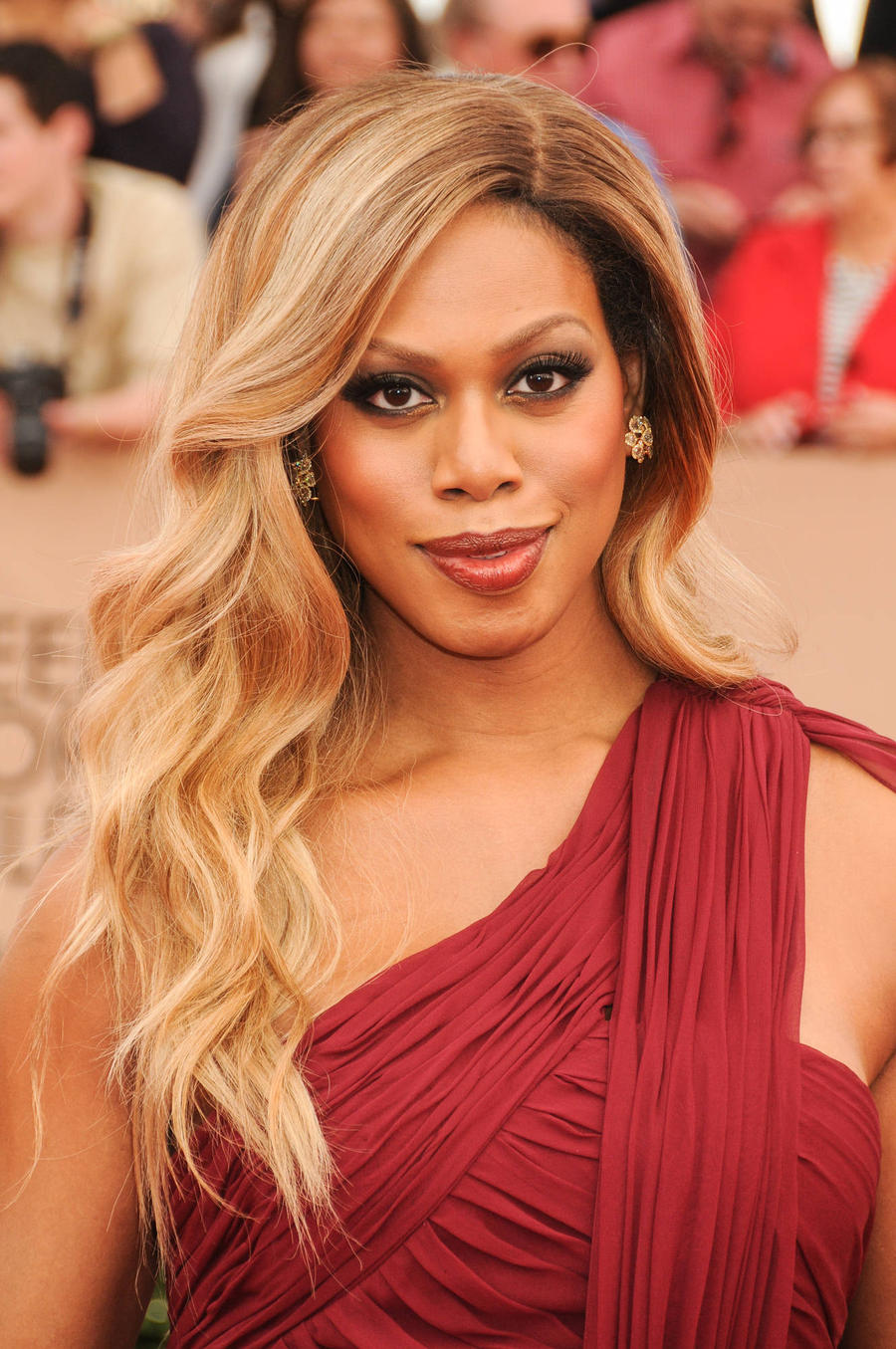 Laverne Cox Dating Film Executive Jono Freedrix - Report