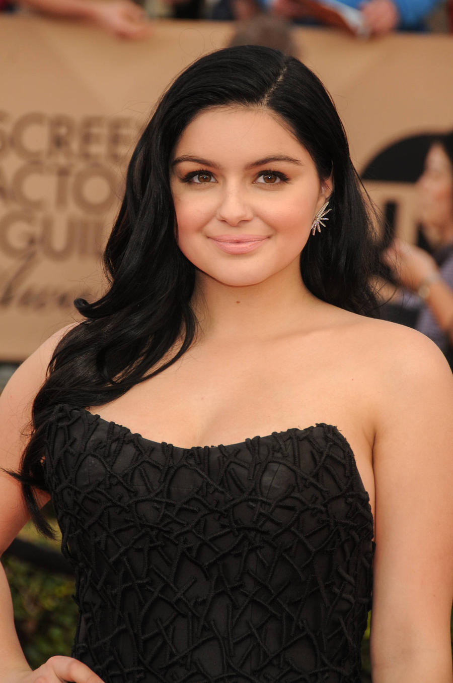 Ariel Winter Reunites With Boyfriend