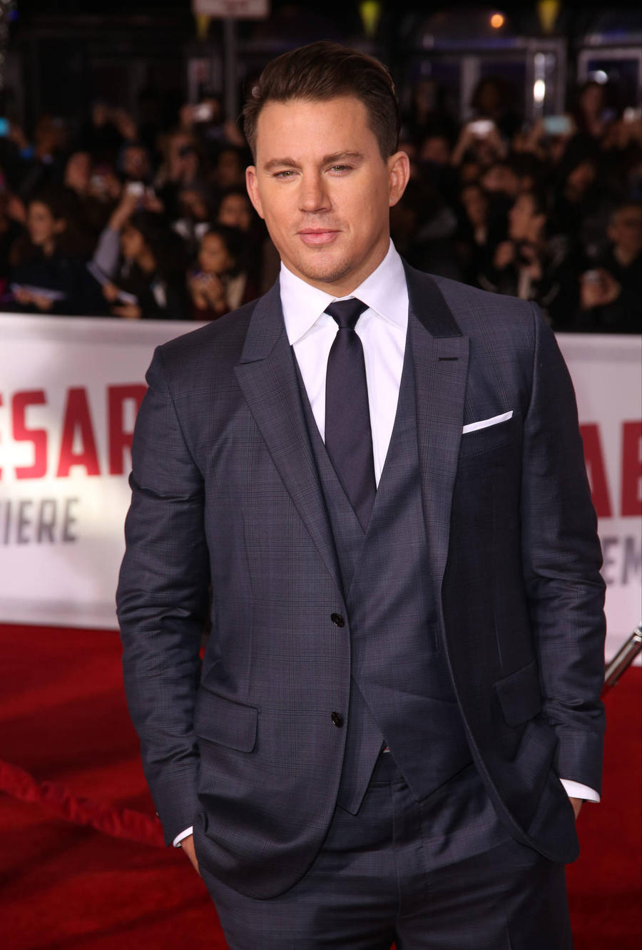 Channing Tatum Unveils New Vodka Venture