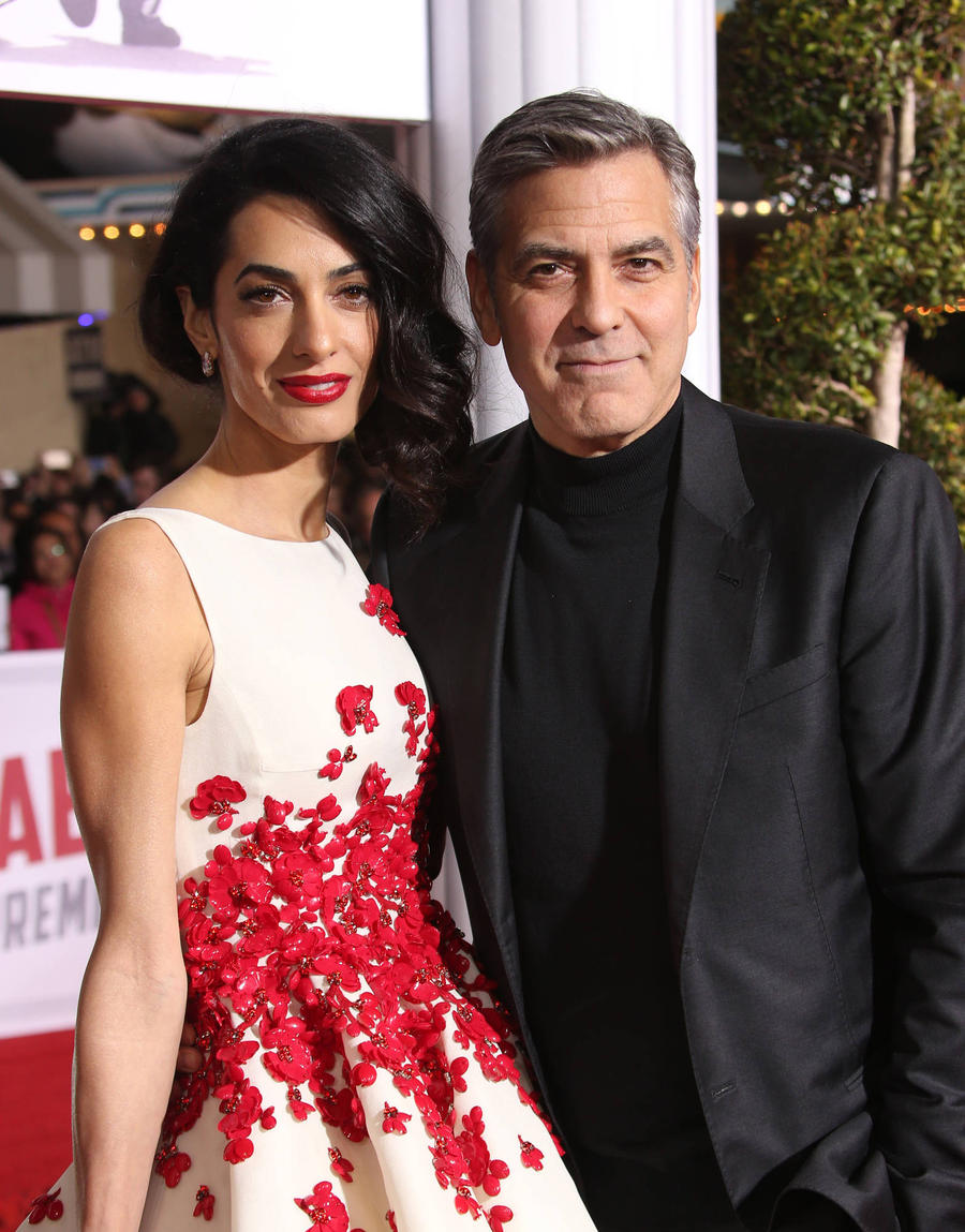 George Clooney Is A Fan Of Facetime