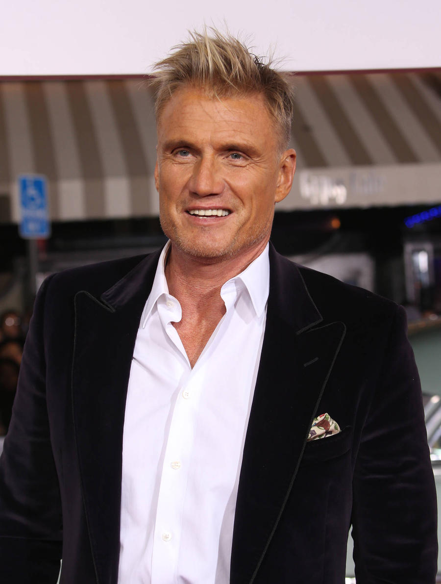 Dolph Lundgren Not Sure About Kindergarten Cop Sequel