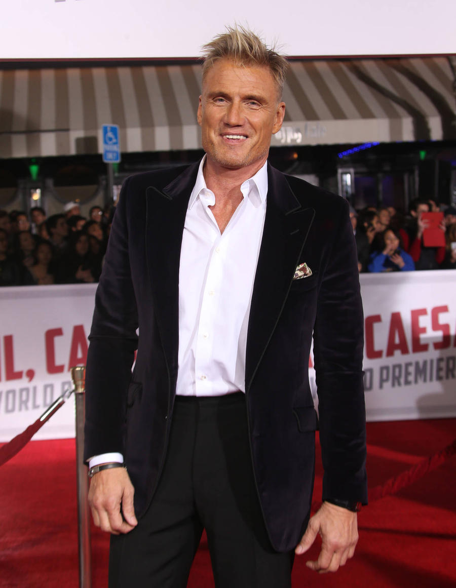 Dolph Lundgren: 'Action Films Have Become Bloodless'