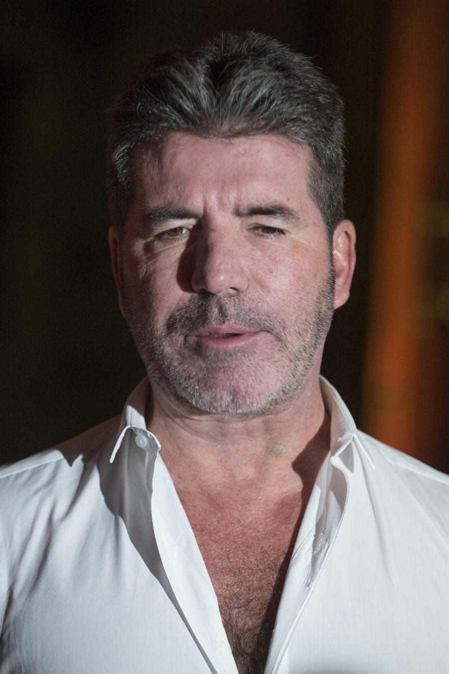 Simon Cowell And Leona Lewis Boost Funds At Charity Dinner