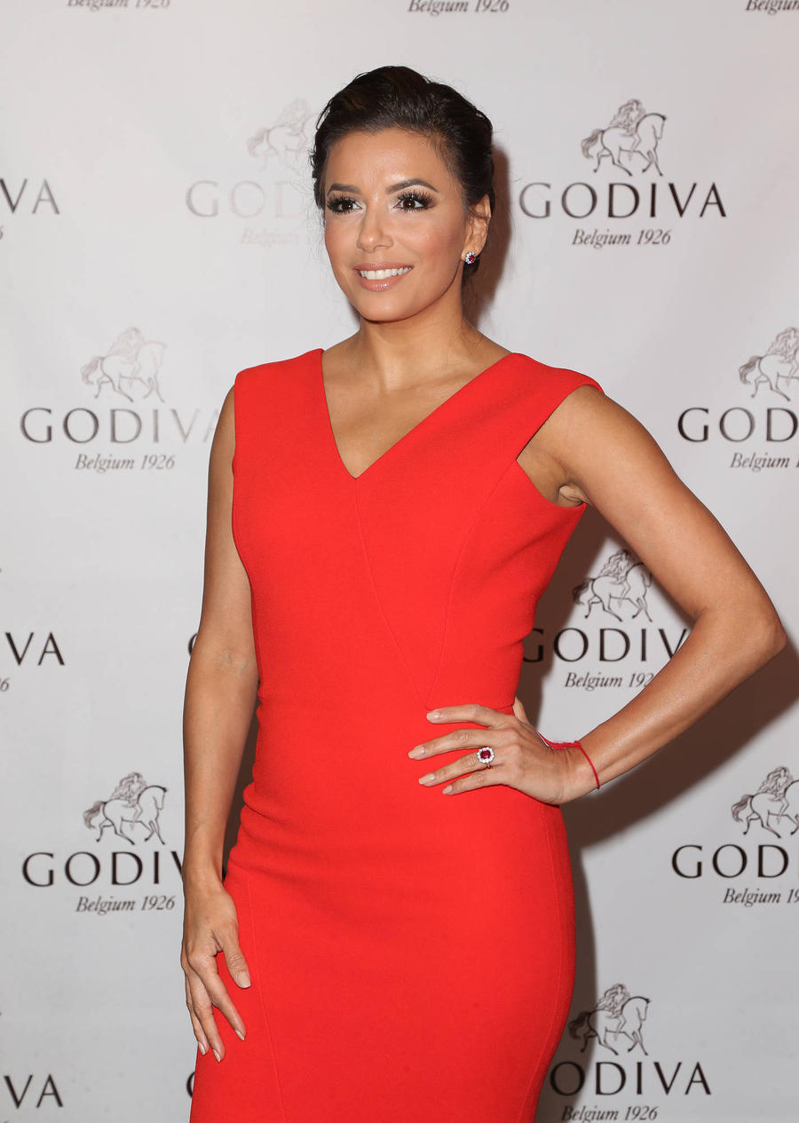 Eva Longoria: 'I Already Feel Married'